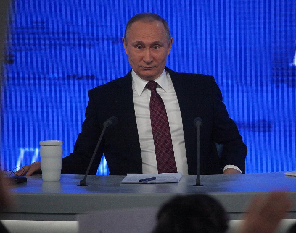 Новый глава Минфина США Мнучин заявил о сохранении санкций в отношении России - Цензор.НЕТ 5285