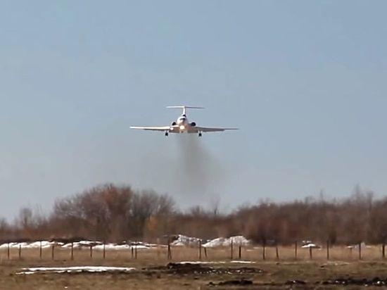 Источник назвал предварительную причину падения самолетаМО РФ