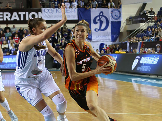 Баскетбол: иностранкам не место на площадке