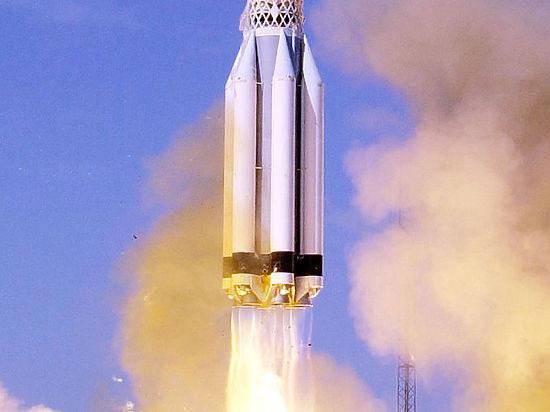 СМИ назвали первопричиной переноса запуска «Протона-М» сор вдвигателе