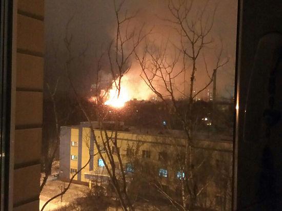 Мужчина и ребенок погибли впожаре вподмосковном Королеве