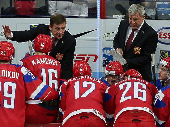 Русские хоккеисты уступили канадцам встартовом матче молодёжного чемпионата мира