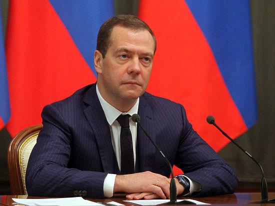 Дмитрий Медведев отсутствовал на заседании членов Совета безопасности