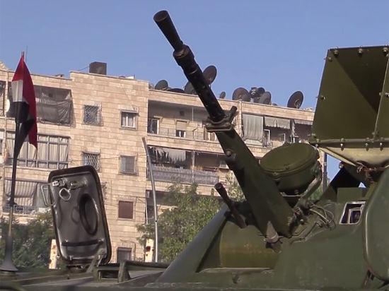Москва иАнкара готовы представить сторонам конфликта вСирии план перемирия