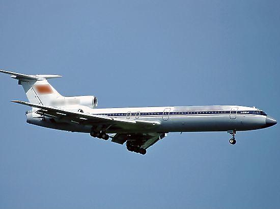 ВЧерном море отыскали скопление обломков Ту-154 ифрагментов тел