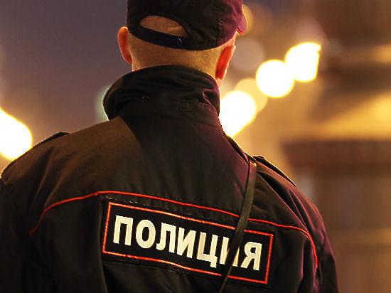 Неизвестные лица напали на служащих милиции в новейшей столице России, один полицейский умер