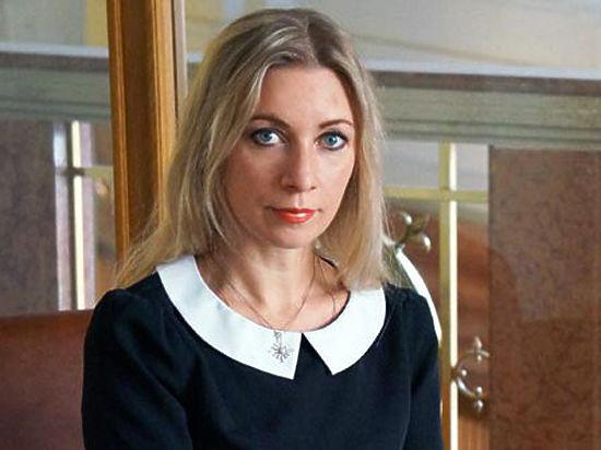 Белый дом обезумел, выдумывая санкции против детей— Мария Захарова