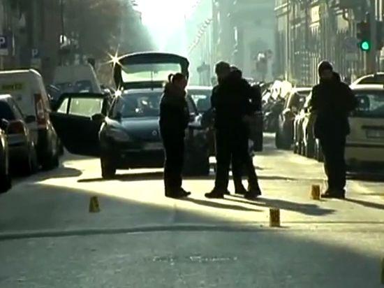 В центре Флоренции произошел взрыв бомбы у магазина