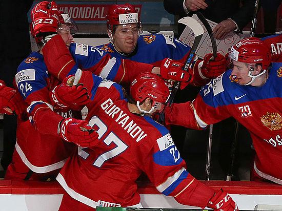 РФ обыграла Швецию вматче забронзовые медали