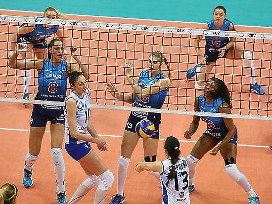 Волейбол: для «Динамо» наступило время испытаний и борьбы с собой