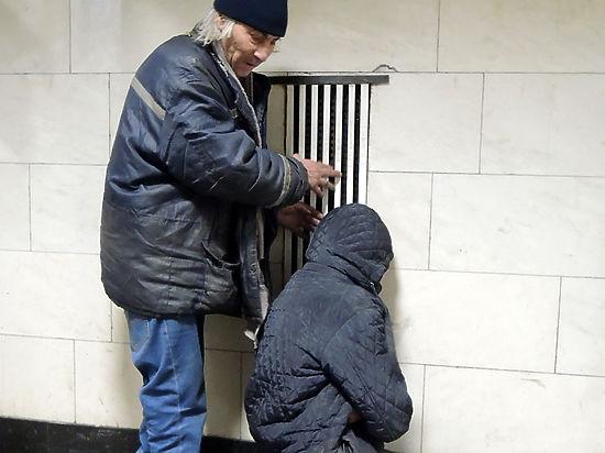 С подачи бухгалтера москвичи начали вязать носки для замерзающих бездомных