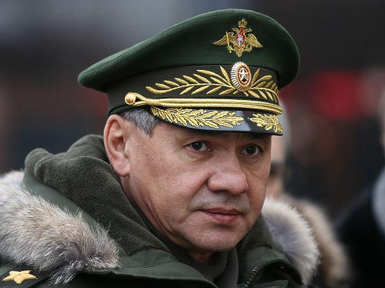 Шойгу: глава Пентагона перепутал страну, обнулив оценку сирийской операции РФ
