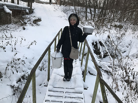 Как я неделю продержалась на снегу: феерический Мельхитуй