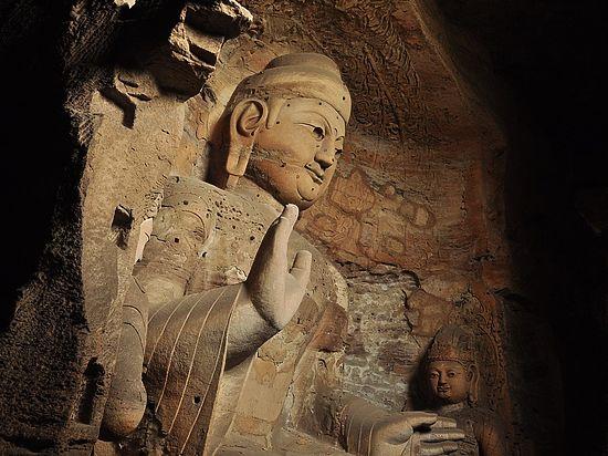 В Китае строители случайно обнаружили усыпальницу эпохи Мин