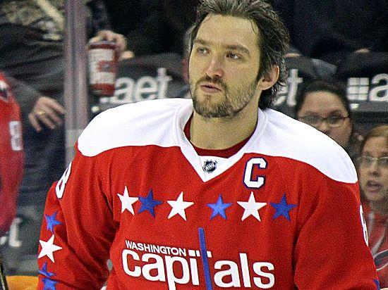 НХЛ Овечкин набрал 999-е очко в своей карьере