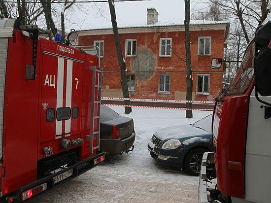 В Подольске при попытке суицида погибли двое, пострадали восемь
