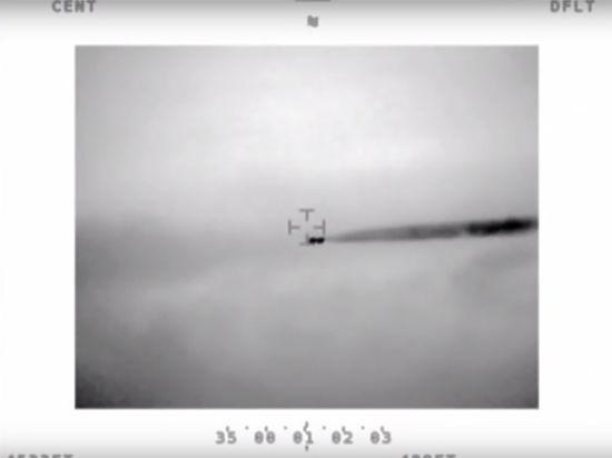 Чилийские власти опубликовали в интернете ранее засекреченное видео с НЛО