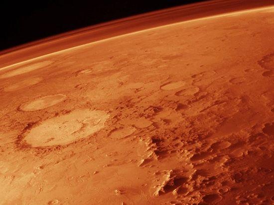 Уфологи нашли на Марсе шарик из мрамора, принадлежавший инопланетянам