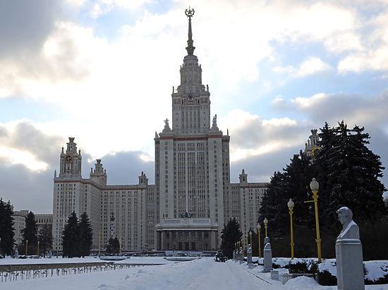 В МГУ им. Ломоносова открывается Космический факультет
