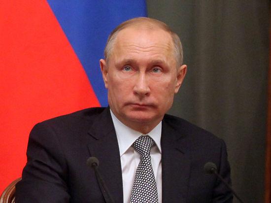 Поздравляя прокуратуру, Путин сделал намек на дело Ильдара Дадина