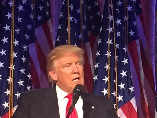 Дональд Трамп пообещал поладить с Путиным без кнопки перезагрузки
