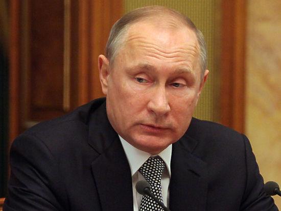 Путин потребовал безусловного соблюдения прав заключённых