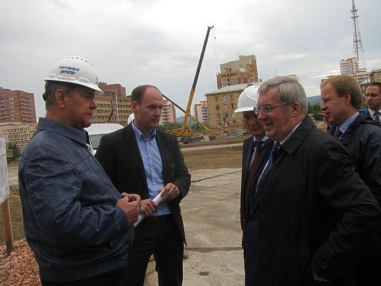 Красноярский край может лишиться двух крупных государственных  активов