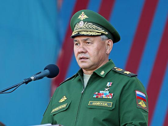 Шойгу заявил о превращении высокоточного оружия в сдерживающий фактор