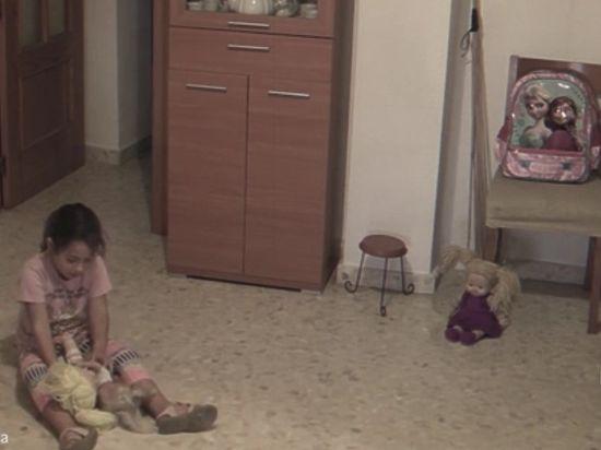 «Демоническая» кукла ожила вдетской комнате