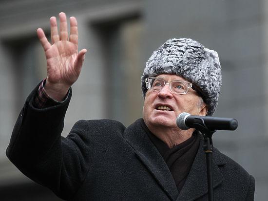 Владимир Жириновский повлиял на результаты выборов президента США
