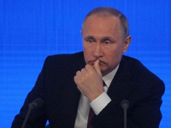 Владимира Путина попросили решить проблему коррупции вМексике