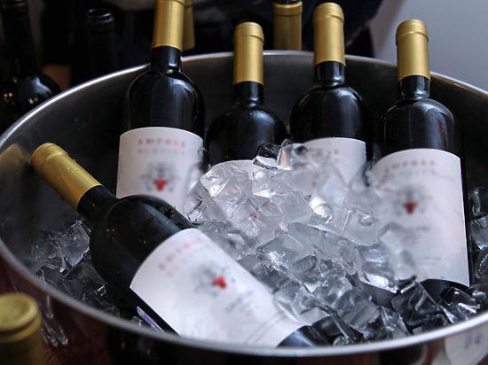 Вино ишампанское в Российской Федерации обклеят новыми этикетками
