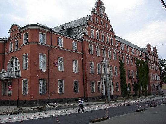 Строение ФСБ вКалининграде наGoogle Картах переименовали вГестапо