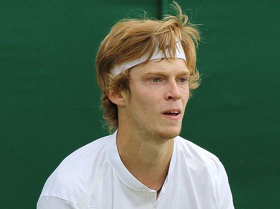 Российский теннисист Рублев покинул Australian Open, проиграв Маррею
