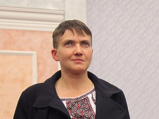 Савченко предложила сдать Крым ради Донбасса