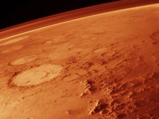 На Марсе найдена глина, помогающая лучше понять историю Красной планеты