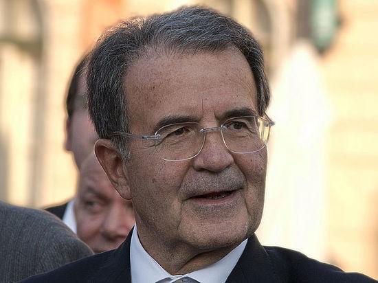 Проди призвал немедленно отменить антироссийские санкции