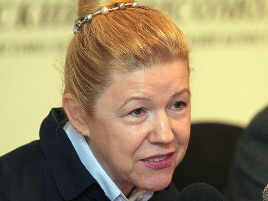 Елена Мизулина вышла изпартии «Справедливая Россия»