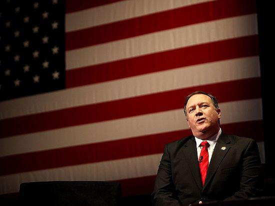США получили нового руководителя ЦРУ— Майкла Помпео