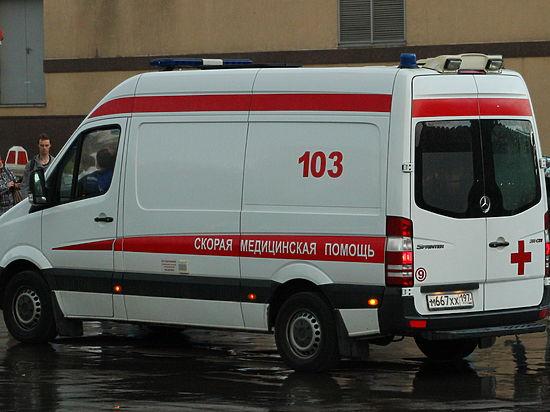 Вмосковской школе погибла 12-летняя девочка