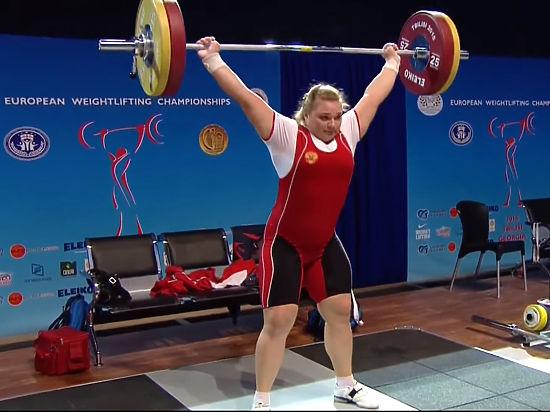 Глава европейской федерации тяжелой атлетики: