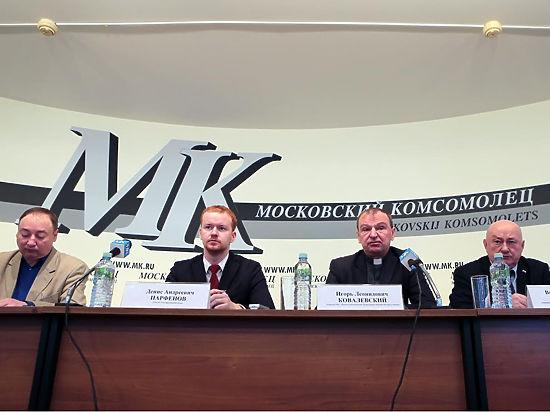 В столице могут появиться новый католический храм и духовная академия