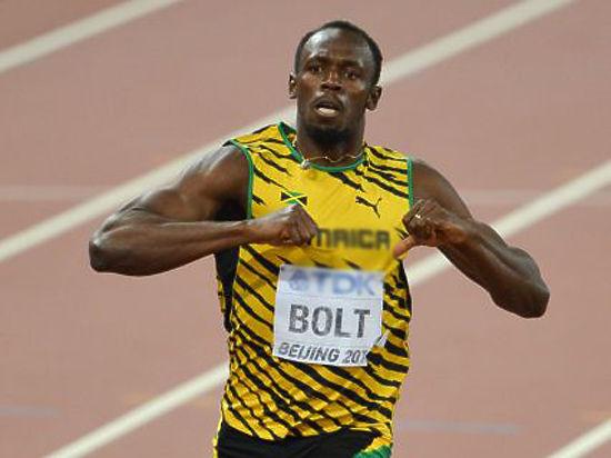 Известный ямайский бегун Усэйн Болт лишился золотой медалиОИ