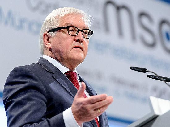 Штайнмайер вскором времени передаст полномочия руководителя МИД ФРГ Габриэлю