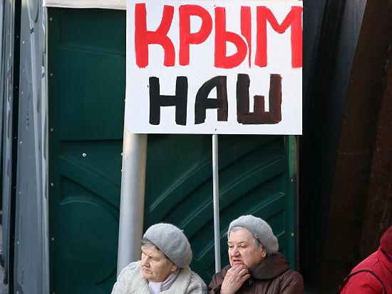 Зритель поведал вэфире украинскогоТВ опреимуществах жизни вКрыму