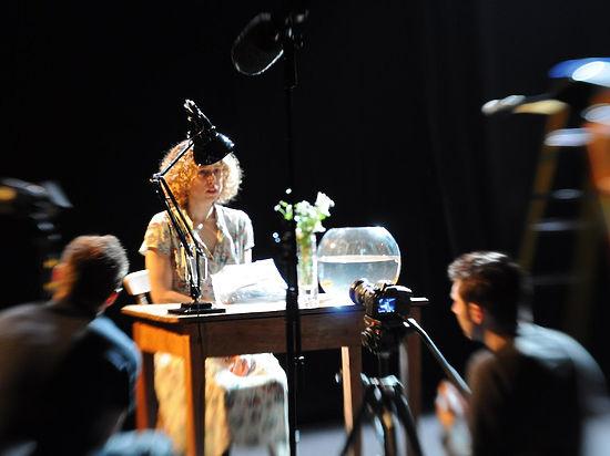 Электротеатр показывает пять версий утопления Офелии в режиссуре Кэти Митчелл