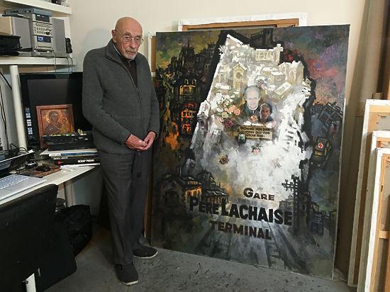 Чертова дюжина Оскара Рабина: художник 13 раз ответил на один вопрос