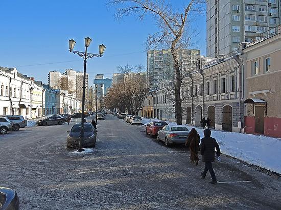 По второму Арбату Москвы хотят пустить трамваи