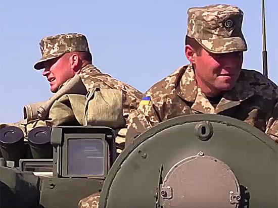 В Киеве впервые признали факт наступления ВСУ в Донбассе