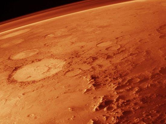 На Марсе обнаружены таинственные «гребни» размером с шестнадцатиэтажный дом